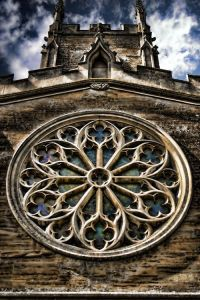 25+ best ideas about Church Tattoo on Pinterest | Stained ...