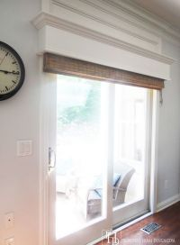 25+ Best Ideas about Sliding Door Coverings on Pinterest ...
