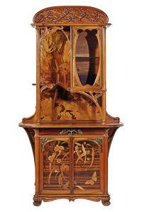 17 Best images about Art Nouveau Furniture & Interiors on ...