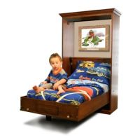 Toddler Murphy Bed | Kids | Pinterest | Pets, This is ...