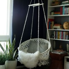Diy Hanging Chair In Bedroom How To Hook Up A Gaming 25+ Best Indoor Chairs Ideas On Pinterest   Swing Indoor, Hammock And ...