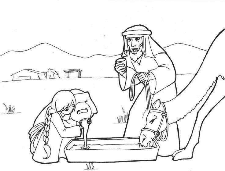 33 best images about Coloring: Bible: OT: Genesis on Pinterest