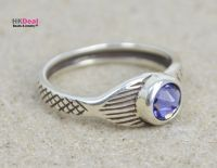 NEW Mako Mermaid Ring H2O Just Add Water Moon Ring Mermaid