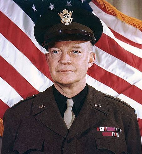 Dwight Eisenhower Timeline A lifetime of events for the