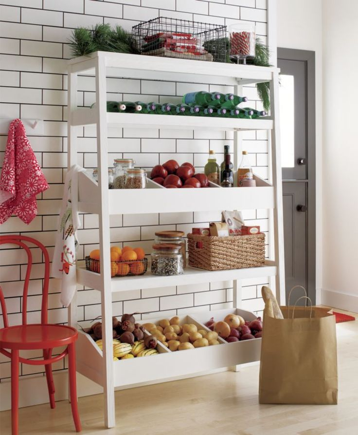 25+ best ideas about Open Pantry on Pinterest