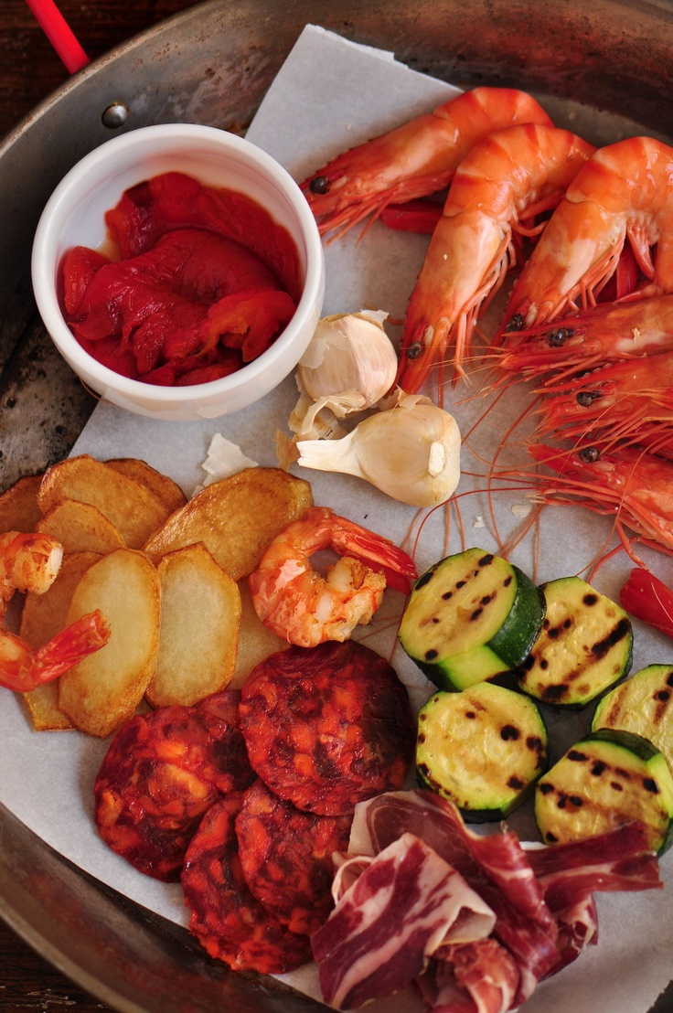 Basque Region Food