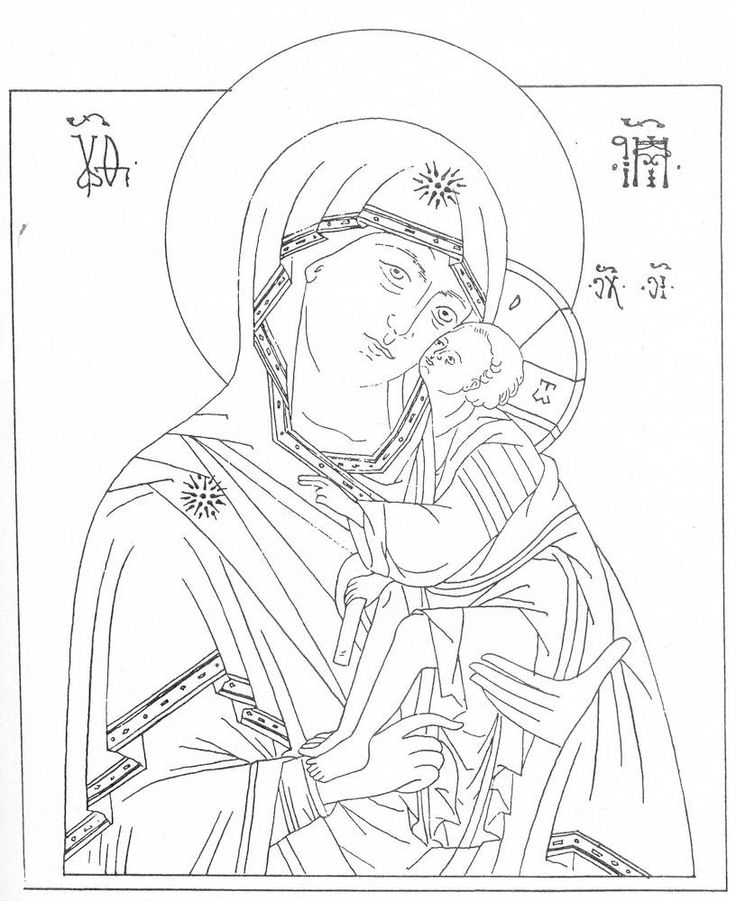 17 Best Images About Icon Schemas Tracings Or Cartoons