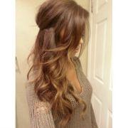 gorgeous hair. love pretty