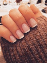 17 Best ideas about French Tip Nail Designs on Pinterest ...