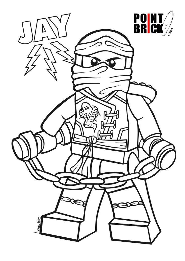 17 melhores ideias sobre Ninjago Ausmalbilder no Pinterest