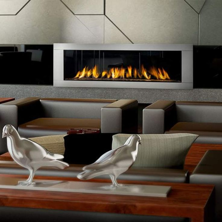 View the Napoleon LHD62NSB 50000 BTU Wall Mount Direct Vent Natural Gas Fireplace with