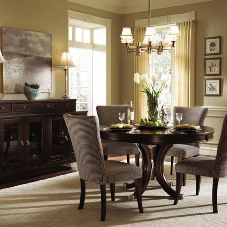 25 best ideas about Round kitchen tables on Pinterest
