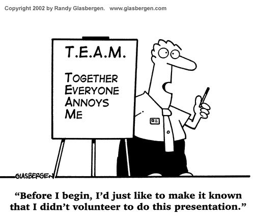 29 best images about Teamwork (or lack thereof) cartoons