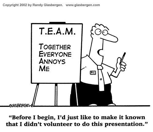 17 Best images about Teamwork cartoons on Pinterest