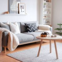 25+ best ideas about Simple living room on Pinterest