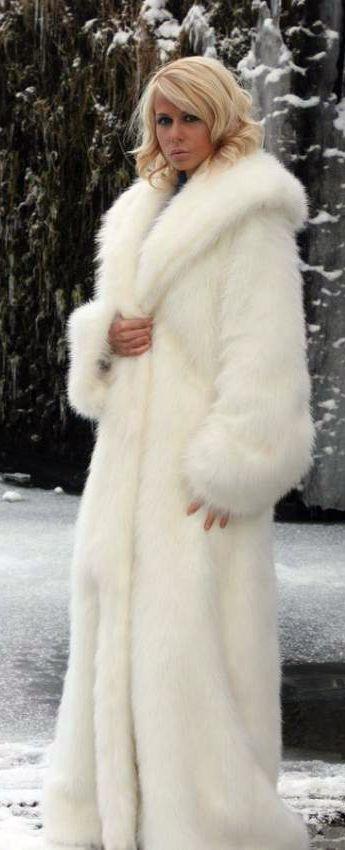 17 Best Ideas About White Faux Fur Coat On Pinterest