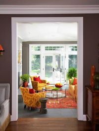 131 best images about sunroom on Pinterest   Window seats ...