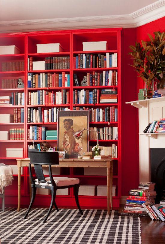 25 Best Ideas About Pink Bookshelves On Pinterest
