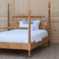 Custom Made Bradshaw Kirchofer Gwendoline Spindle Bed ...