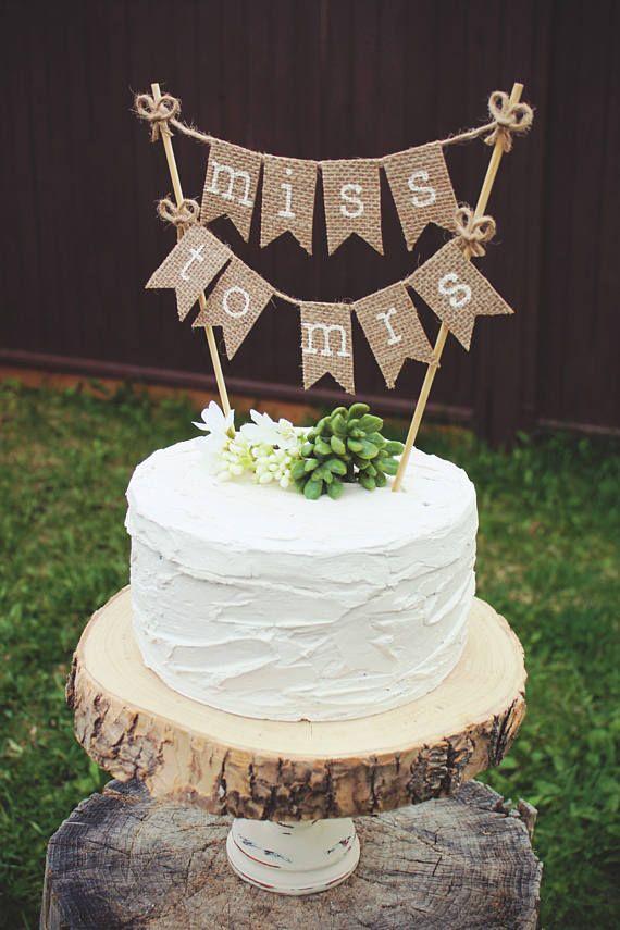 Rustic Burlap Wedding Invitations