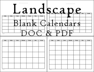 25+ best ideas about Printable blank calendar on Pinterest