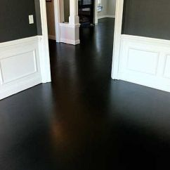 Living Room Paint Colors With Oak Trim Best Color For Brown Furniture Red Total Black Stain. Too Dark | Love It ...