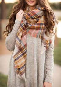 1000+ images about Scarves on Pinterest | Warm, Red green ...