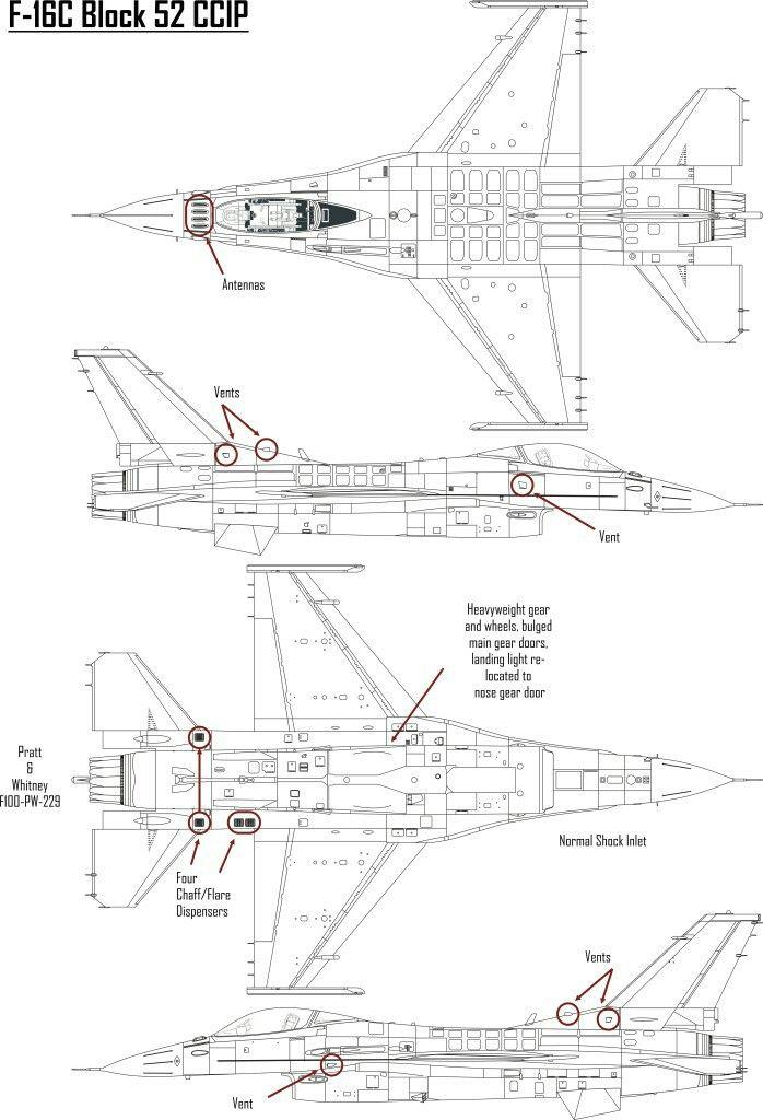 958 fantastiche immagini su Aircraft 3-view Scale Drawings