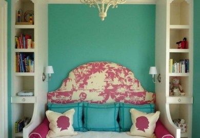 Ideas About Turquoise Girls Bedrooms On Pinterest