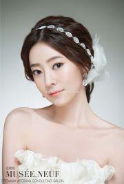 korean hairstyle wedding fade