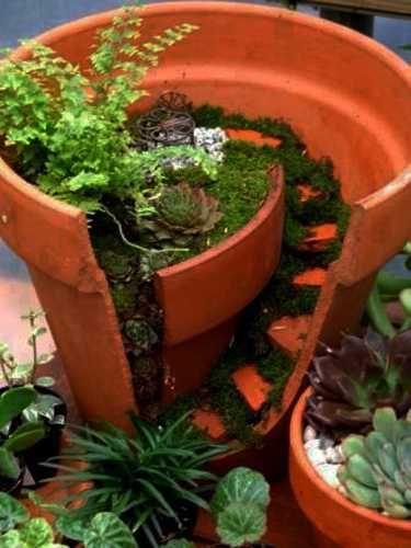 Les 75 Meilleures Images à Propos De Unique Flower Pots Sur
