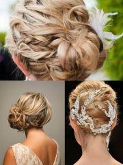 breathtaking wedding updo hairstyles