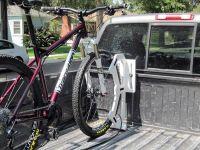 Wheel Wally Pickup Truck Bike Rack  Straps the Wheel for ...