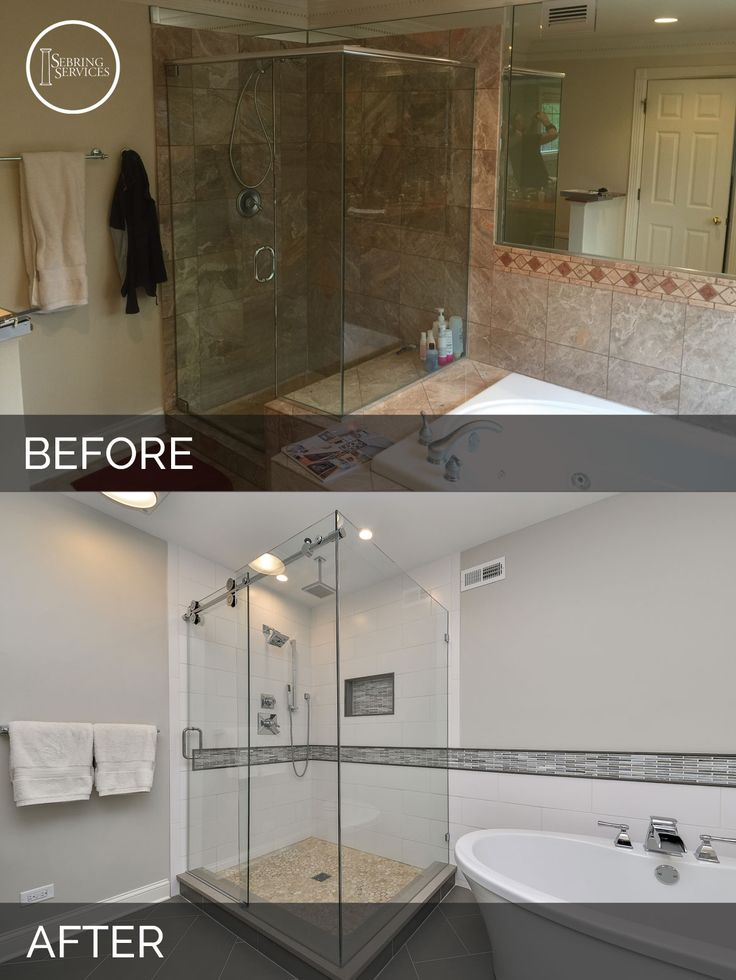 25 best ideas about Bathroom Before After on Pinterest