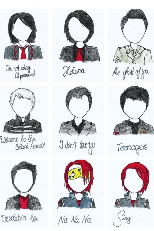 17 Best Images About My Chemical Romance On Pinterest Songs In