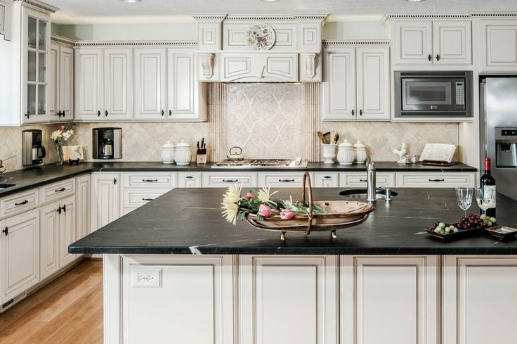back splash for kitchens oil rubbed bronze kitchen island lighting cabinets are shown in kabinart starlight with coffee glaze ...