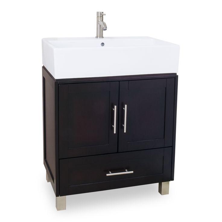 30 Inch Bathroom Vanity Cabinet