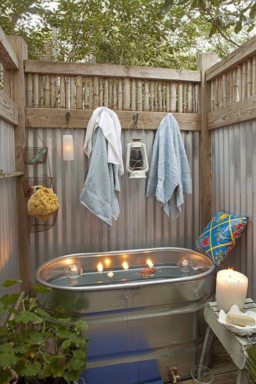 Best 20 Galvanized Tub ideas on Pinterest  Garden hose