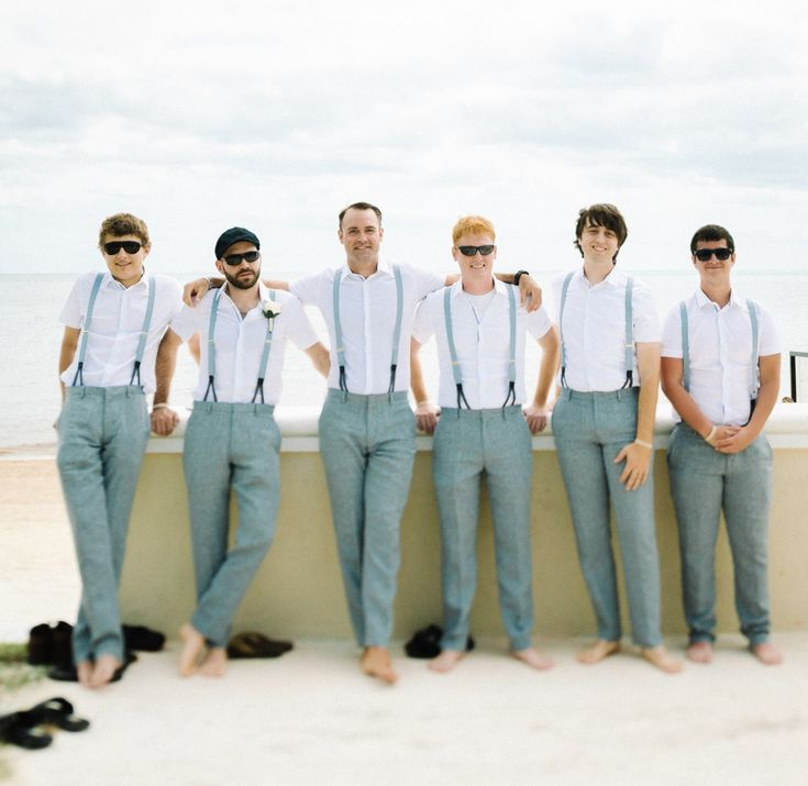 1000 images about Grooms Beach Wedding Attire on