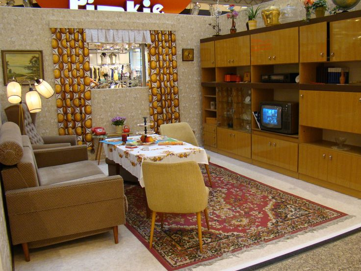 24 best images about East German Living Spaces DDR