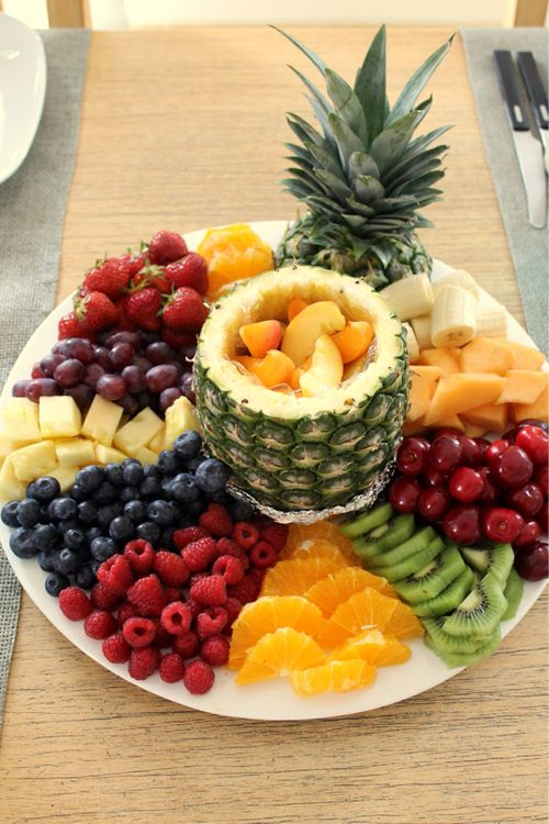 Best 20 Fruit Platters Ideas On Pinterest