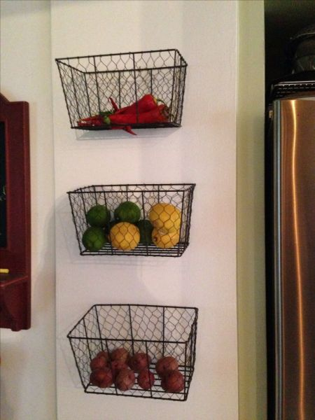 hanging kitchen basket 25+ Best Ideas about Hanging Fruit Baskets on Pinterest
