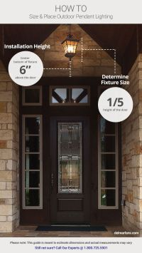 Best 25+ Front porch lights ideas on Pinterest | Porch ...