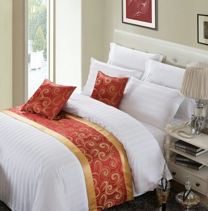 1000 ideas about Bed Runner on Pinterest Christmas