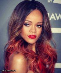 hair coloring 2015 - Pesquisa Google | The Queen Rihanna ...
