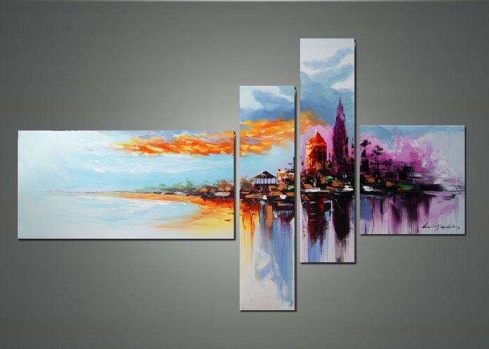 Best 25+ Multiple Canvas Paintings Ideas On Pinterest