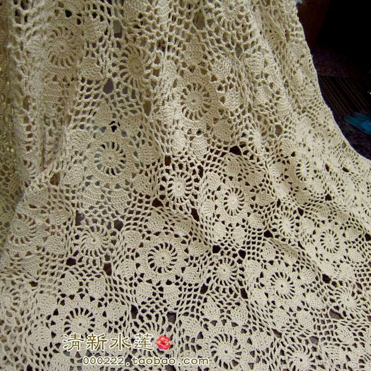 french lace kitchen curtains natural gas stove handmade hook needle crochet bedspread fashion vintage ...