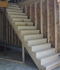 25+ Best Ideas about Building Stairs on Pinterest | How to ...