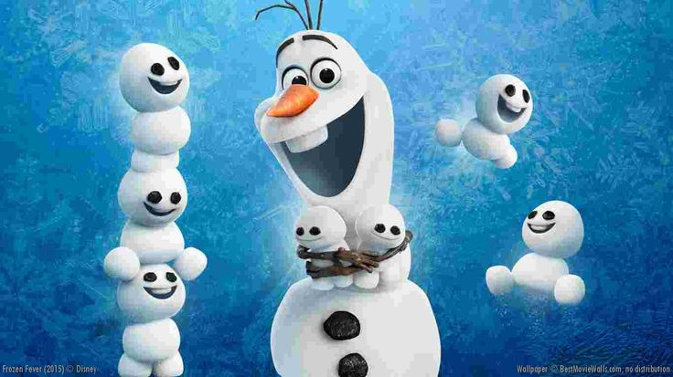 Cute Disney Iphone Wallpapers Olaf And His Siblings The Snowgies In Frozen Fever