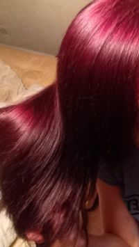 Cherry red hair color | Red Hairr, Don't Carree ...